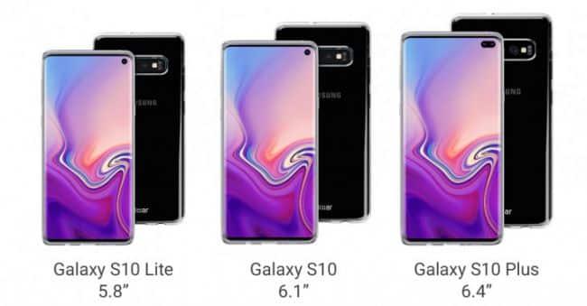 Nuevas filtraciones del Samsung Galaxy S10