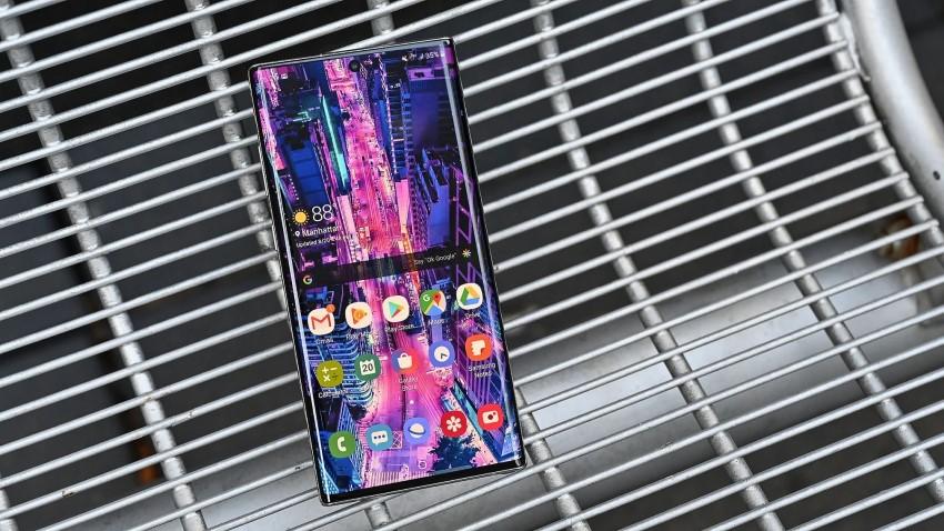 El Galaxy Note 10+ es casi perfecto