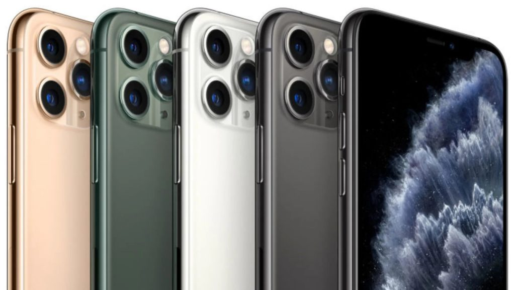 Apple anunció los iPhones 11, Apple Watch 5 y la nueva iPad